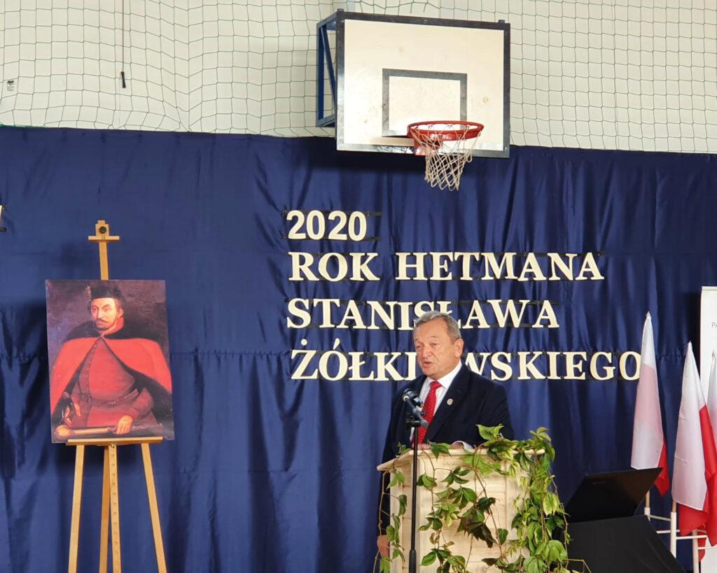 Wystąpienie Senatora Józefa Zająca